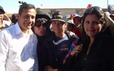 President Ollanta Humala visits the Yavari – Sept 2011