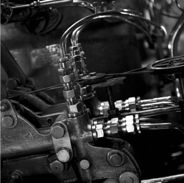Yavari engine room 3